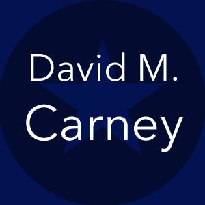 DAVID M. CARNEY